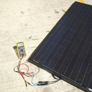 SUNEL Solar Cell 200W I2