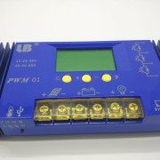 Solar Charge 60A LCD 12 or 24 I2